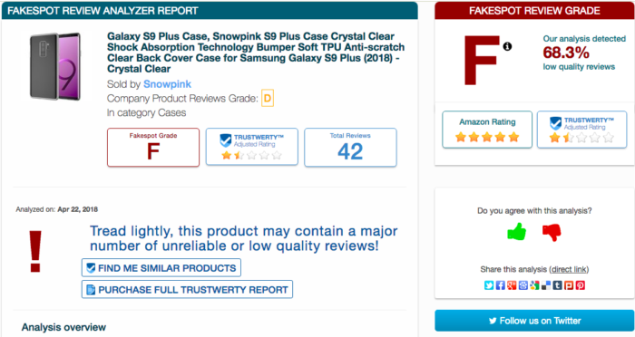 How to Spot Fake Reviews and Bogus Pricing on Amazon | My Doctor Gear